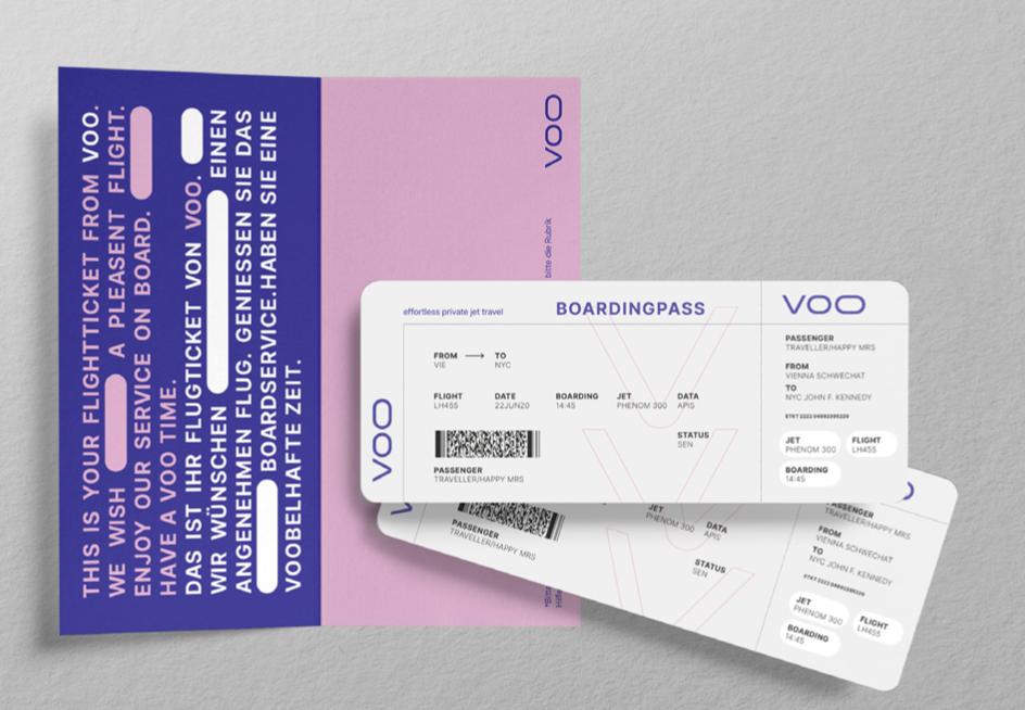 VOO Ticket